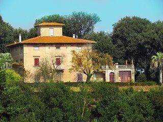 Villa Mori, Toscana