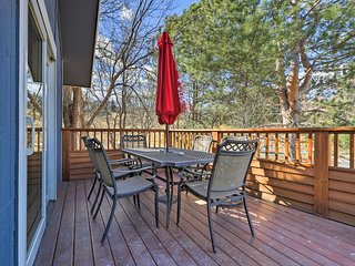 NEW! 3BR Boulder Home w/ Deck & Flatiron Views!