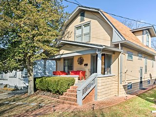 NEW! Chic 3BR House w/Deck in Historic Louisville!