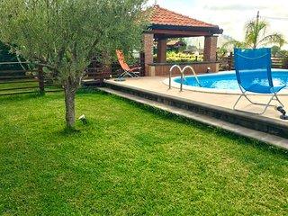 Incantevole dependance, Etna, natura, relax