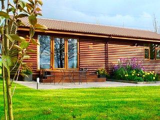 CHEVI Log Cabin in South Molto
