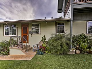 Private Honolulu Cottage w/ Lanai & Beach Access!