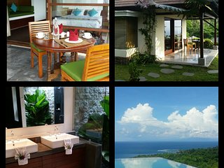 Seaview Cottage - A perfect couple's getaway.