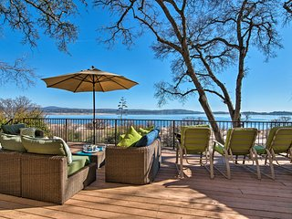 Spacious 'Casa d'Amore' Granite Bay Lake House!