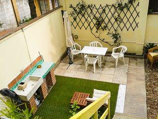 Lanza Courtyard