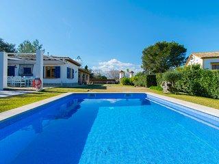 PARAISO:) Bonita casa para 8 personas en Puerto de Alcudia