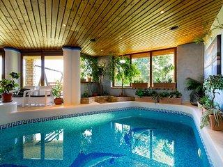 Authentic Villa Pool apartment in IX Ferencvaros with WiFi, air conditioning, pr