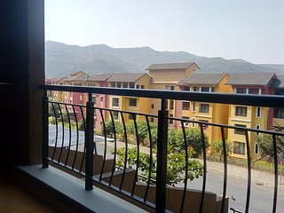 Tripvillas Studio Apartment with Balcony - LS 26