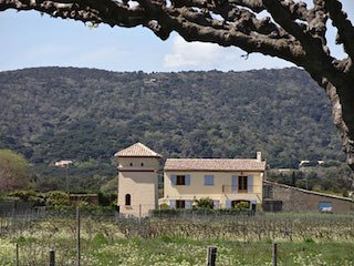 Charming villa surrounded by vineyards in Ramatuelle, close to Pampelonne beach
