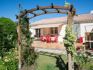 Magnifique maison pour vos vacances a l'ocean en Vendee - 6 pers - 4 adultes max