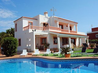5 bedroom Villa in Ibiza Town, Balearic Islands, Spain : ref 5578942