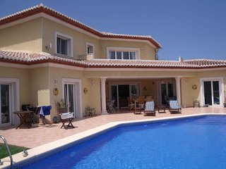 4 bedroom Villa in Benitachell, Valencia, Spain : ref 5576487