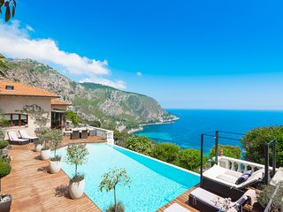 4 bedroom Villa in Eze, Provence-Alpes-Cote d'Azur, France : ref 5577052