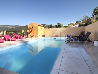 3 bedroom Villa in Toulon, Provence-Alpes-Cote d'Azur, France : ref 5238692