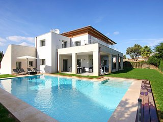 5 bedroom Villa in Port de Pollenca, Balearic Islands, Spain : ref 5577045