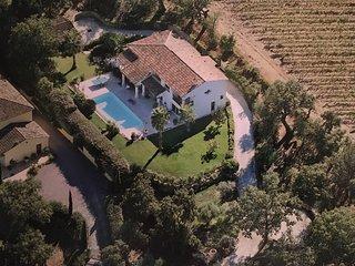 Villa Le B luxuriöse Privatsphäre mit  Meerblick