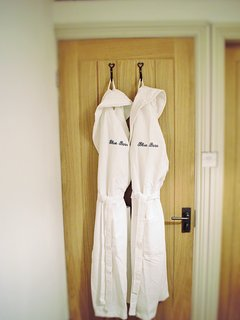 Guests have complimentary use robes during their stay (adults only)