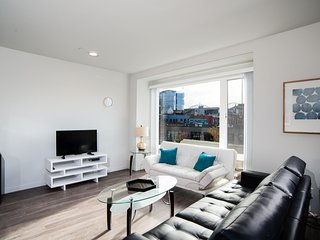 Beautiful 1 BR Condo at Main in Seattle