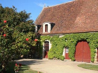 Gite au Chateau de Chesnier - 3 étoiles NN - près d'Azay le Rideau