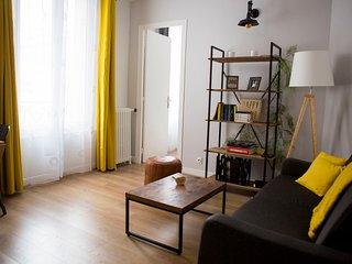 Confort et chaleureux - Paris Saint-Ouen Ligne 13