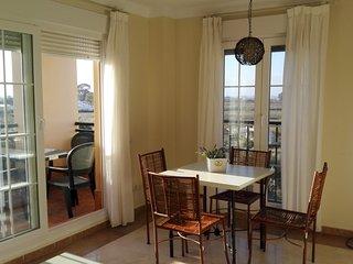 Acogedor apartamento de un dormitorio a 100 de la playa