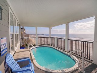 **ALL-INCLUSIVE RATES** Stress Relief - Oceanfront & Private Pool