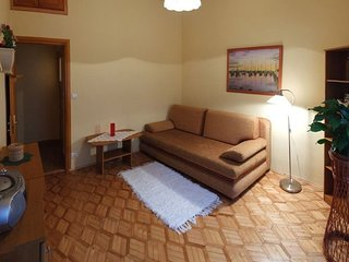 Spacious apartment very close to the centre of Kraków with Internet