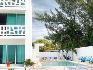 Playa 55 beach escape - Boutique Guesthouse right on the Gulf of Mexico