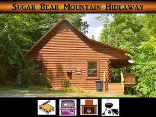 Sugar Bear Mountain Hideaway