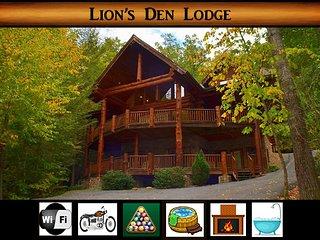 Lions Den Lodge