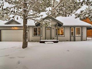 NEW! 3BR S. Lake Tahoe Home in Quiet Neighborhood!
