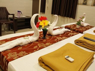 Hotel Royal Residency at rameswaram very near to sea shore and temple