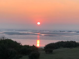 Villa les Dunes face mer