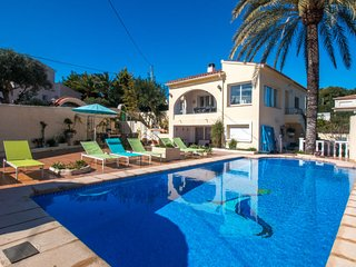 5 bedroom Villa in Fanadix, Valencia, Spain : ref 5577191