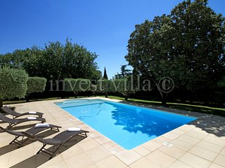 5 bedroom Villa in Chateauneuf-de-Gadagne, Provence-Alpes-Cote d'Azur, France :