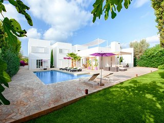5 bedroom Villa in Colonia de Sant Jordi, Balearic Islands, Spain : ref 5578934