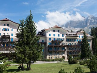 Private Apartment in Grand Hotel Carezza, Dolomiti