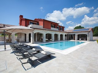 Villa Natural Istria – Luxurious pool villa on large private property in Vodnjan