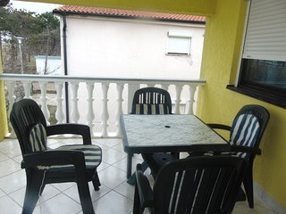 Apartment just 50 meters from the  sandy beach