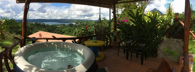 Hot Tub or Plunge Pool...You Decide!