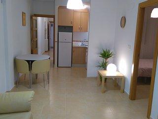 Apartamento a 150 m de la playa(1-2)