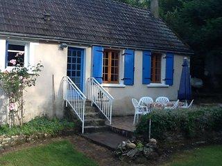 Maison entouré des chateaux de la Loire