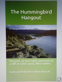 Check out our booklet The Hummingbird Hangout in the Amazon Kindle Store