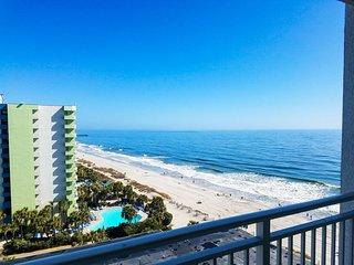 Sea Mist Resort Unit 51206 - Beautiful Ocean Views!