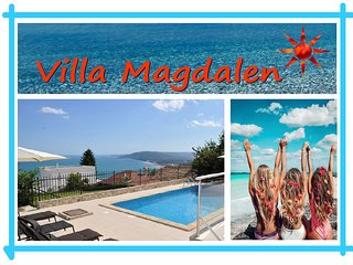 Spectacular villa with private pool - on top spot between Balchik and Albena