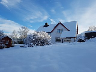 LODGE HOUSE CABIN - SELF CATERING