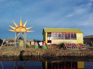 Uros Aruntawi Lodge