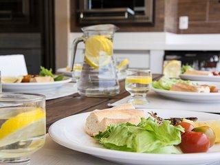 ML103 Luxuoso apartamento de 3 suites no melhor resort do Porto da Dunas