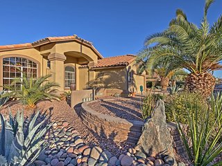 4BR Goodyear Home w/ South Lake Views & Preserve!