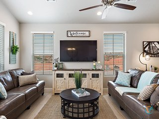 New 3 Bedroom Master Suite Near Zion and St. George, Utah
